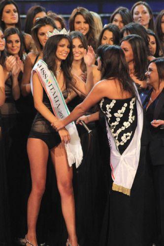 Miss İtalya güzeli belli oldu !