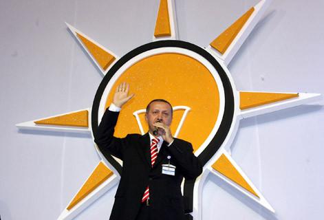 AK Parti yükselişte !