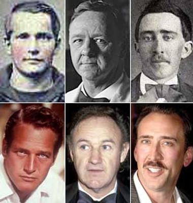 Dünya ölümsüz ünlüleri konuşuyor