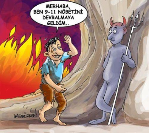 Eğlenceli karikatürler