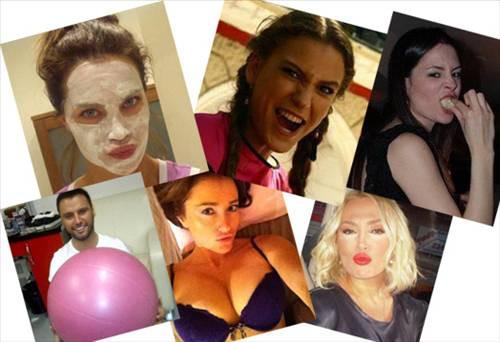 Ünlülerin profil fotoğrafları !