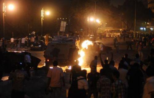 Mısırda çatışma 19 ölü !