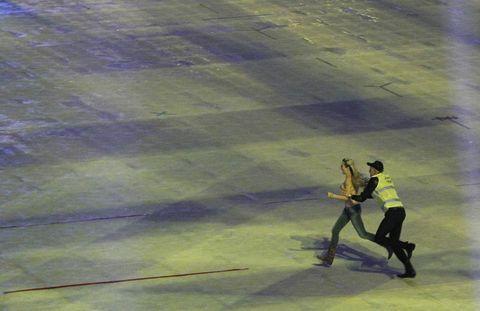 FEMEN işbaşında !