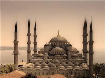 Sultan Ahmet Camiinin bilinmeyenleri