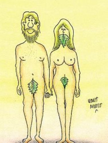Kadınlarla ilgili karikatürler