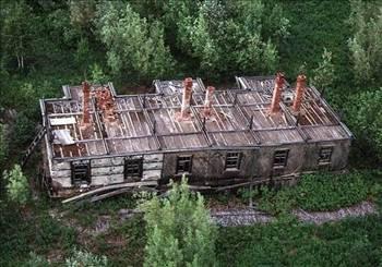 Stalinin ölüm kampı !
