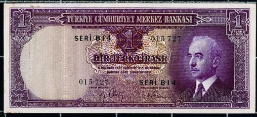 Türk Lirasının 84 yıllık hikayesi