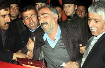 Şehit er Ramazan Akının cenazesi