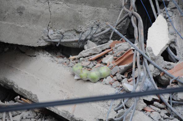 Deprem bölgesinde sabah saatleri