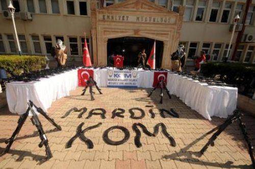PKKnın suikast silahları ele geçirirdi