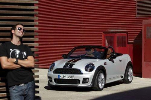 İkinci üstsüz MINI Roadster