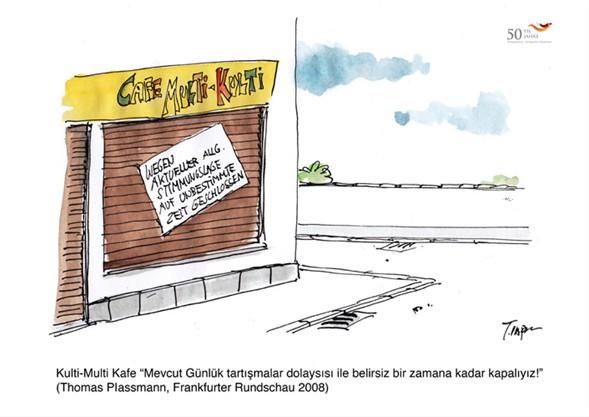 Almanlar Türkleri çizdi !
