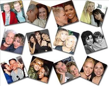İşte ünlülerin anne ve babaları