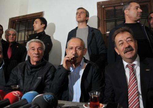 Klıçdaroğlu Antalyada