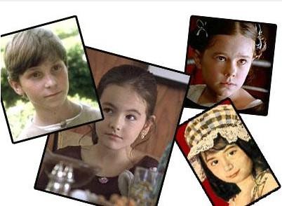 Küçüklüğünden beri ekranlarda olanlar ünlüler