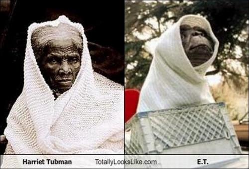 Ünlülerin tarihteki kişilere benzerlikleri