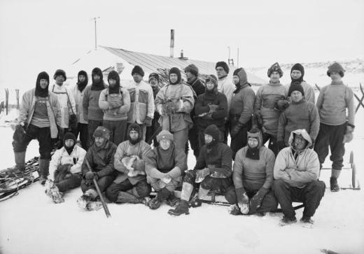 İşte Terra Nova Seferine ait fotoğraflar