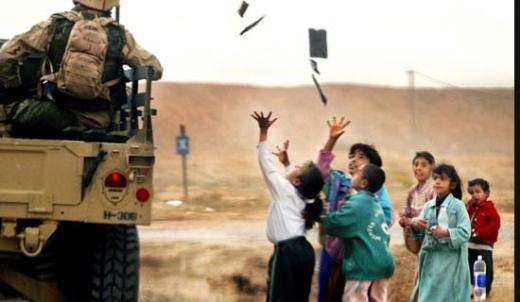 Irak savaşından geriye kalanlar