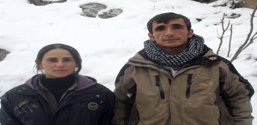 PKKnın Kandil sefaleti görüntüleri