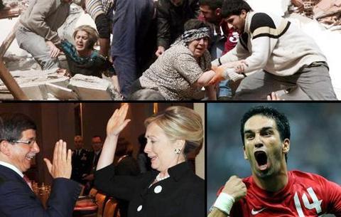 Anadolu Ajansının objektifinden 2011