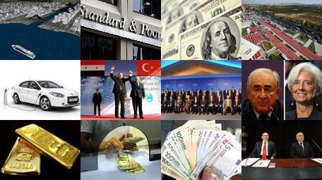 Ekonomide 2011 böyle geçti !