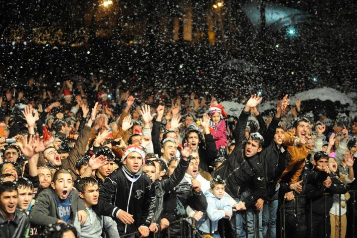 Türkiye 2012ye böyle girdi !