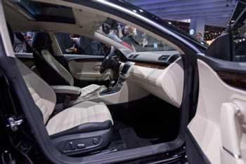İşte yeni Volkswagen Passat CC