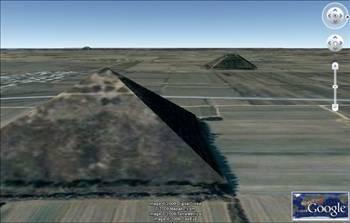 Çinde saklanan Türk Piramitleri