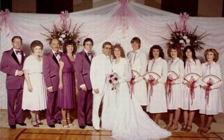 En kötü düğün fotoğrafları