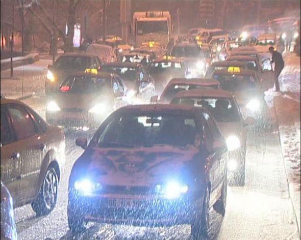 Türkiyeden kar manzaraları !