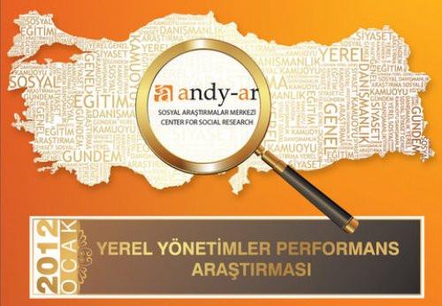 2012 Ocak- Yerel yönetimler araştırması
