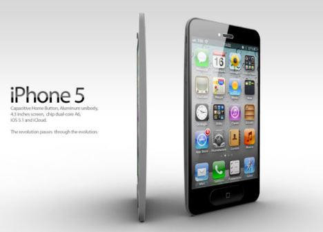 iPhone 5 böyle mi olacak !