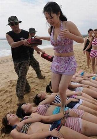 Çin işkencesi diye buna denir !