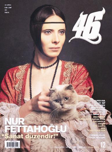 46 Dergisi sanat tarihi yolculuğu