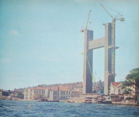 Boğaz Köprüsünün yapılış hikayesi