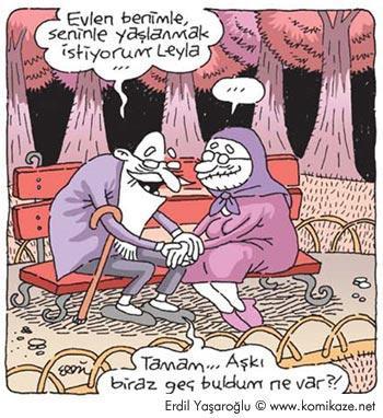 En komik sevgililer günü karikatürleri