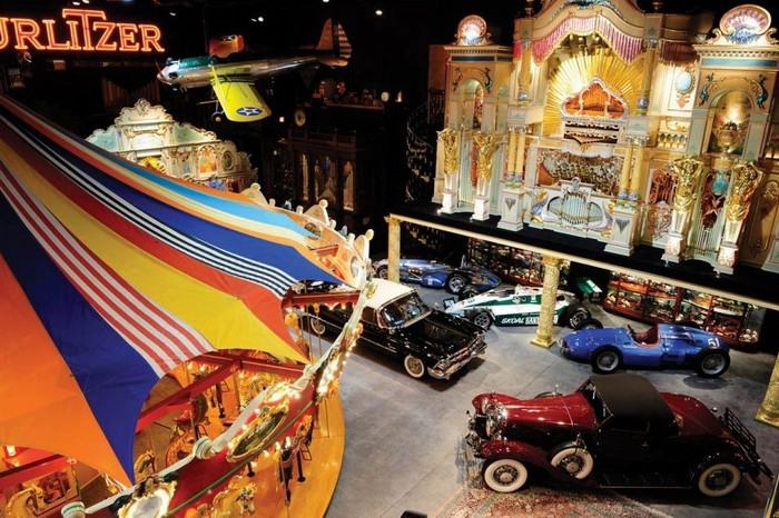 Milhous otomobil koleksiyonu