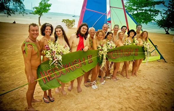 En sıradışı düğünler