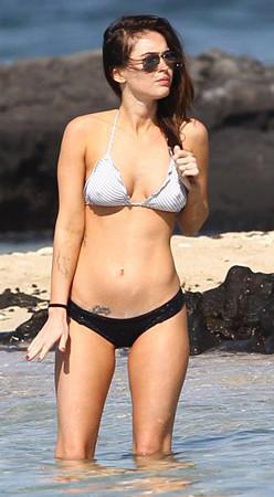 Megan Fox Hawaiide !
