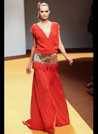 Modacı Dilek Hanifin son koleksiyonu