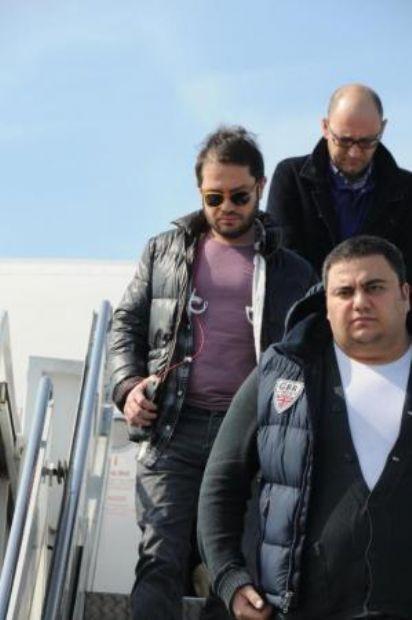 Ozan Doğulu gözaltına alındı