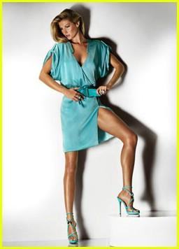 Gisele Bundchen, Versacenin yeni yüzü