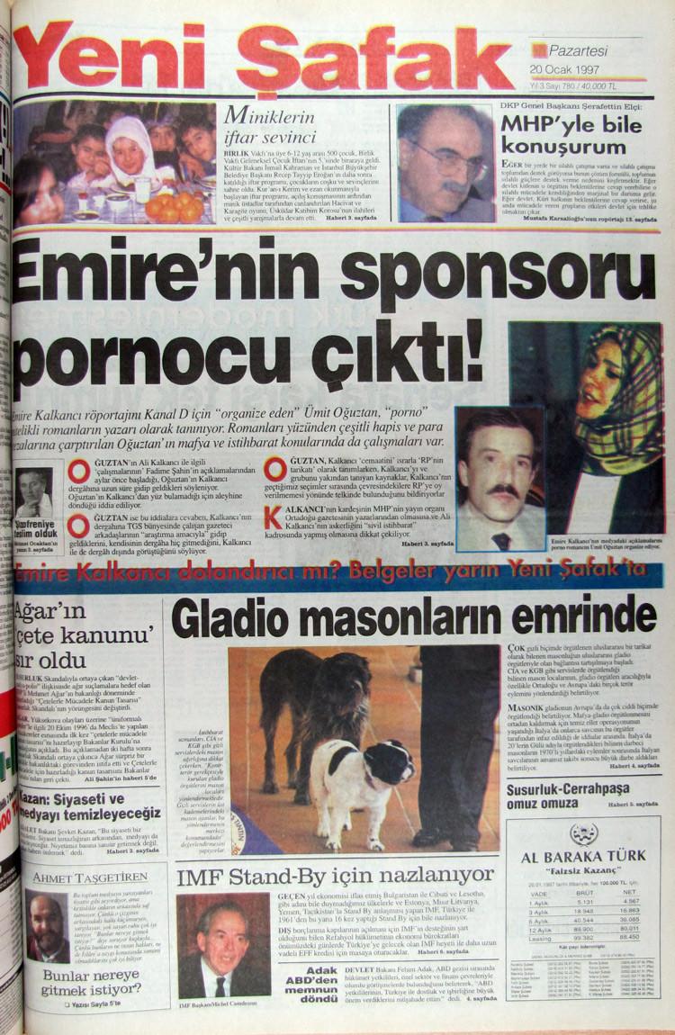 28 Şubatta bu manşetler de atıldı !