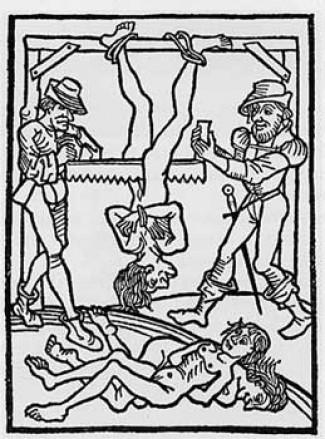 Tarihe damga vuran idam teknikleri