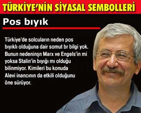 İşte Türkiyedeki siyasi simgeler