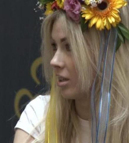 FEMEN Türkiyede !