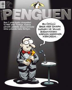 Karikatürlerle 8 Mart