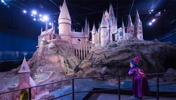 Harry Potterın gizli dünyası açıldı
