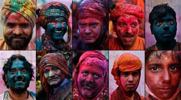 Renklerin festivali