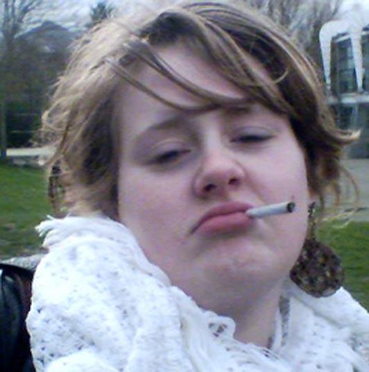 Adelenin görülmemiş fotoğrafları !